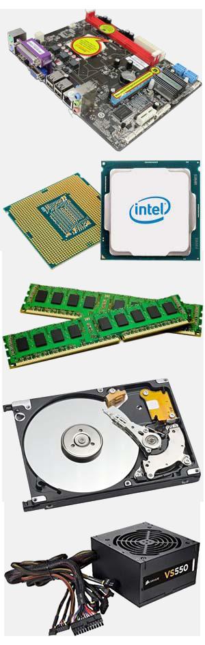 bilgisayar parçaları
