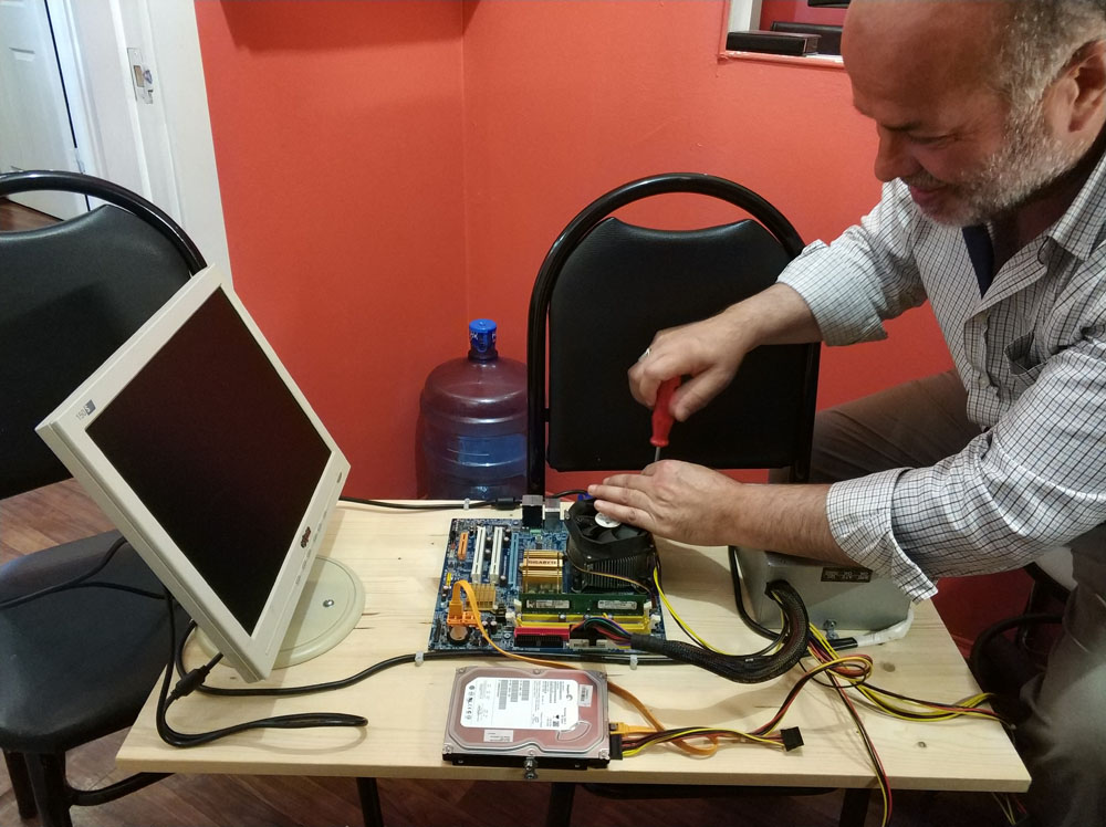 bilgisayar tamir kursu