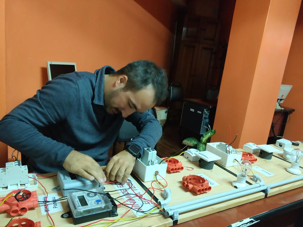 elektrik tesisatı kursu
